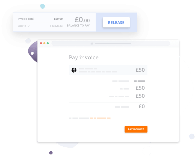 pay freelancers with a tap